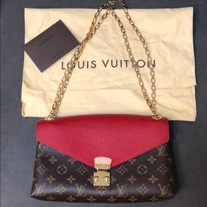 9eb14ebe9a61 Louis Vuitton Bags - NEW authentic Louis Vuitton Pallas Chain